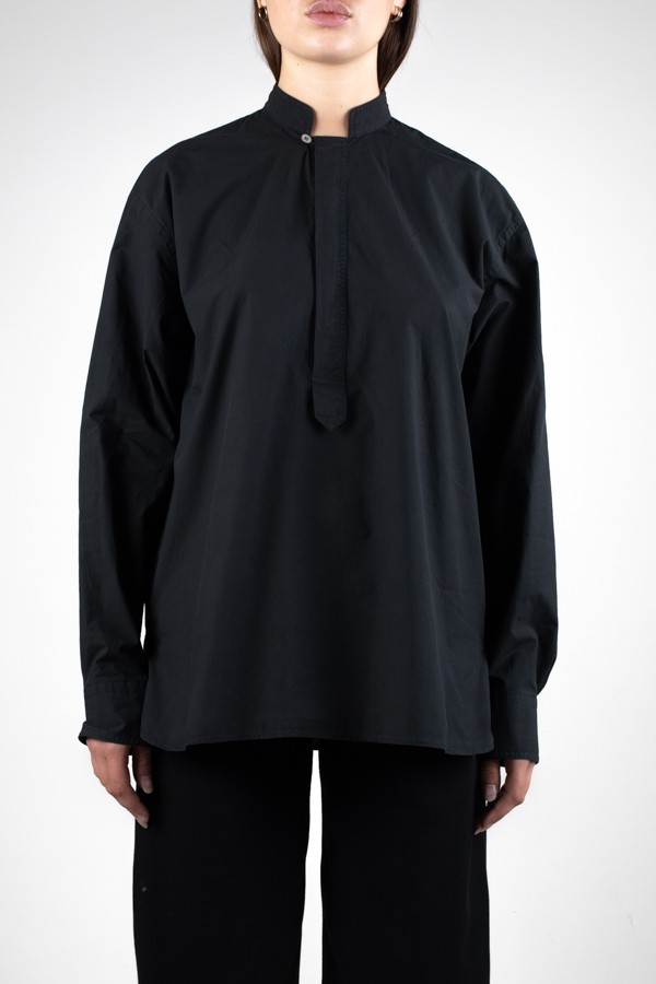Tunisian Poplin Shirt