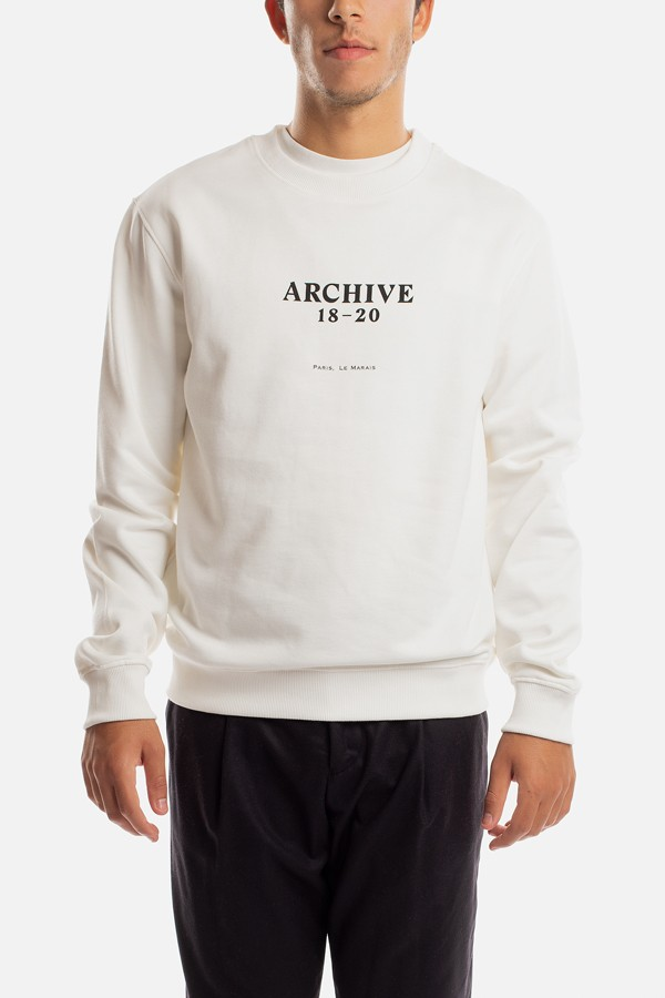 Archive 18-20 - Archive Sweat White