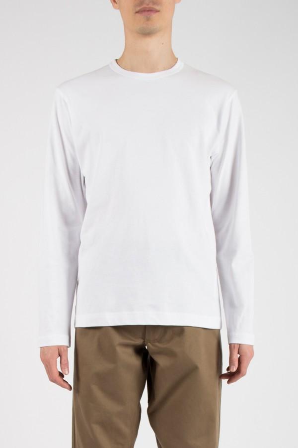 Comme des Garçons Shirt - Long Sleeve T-Shirt
