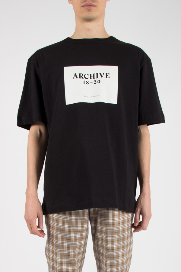 ARCHIVE 1820 - T-Shirt Logo