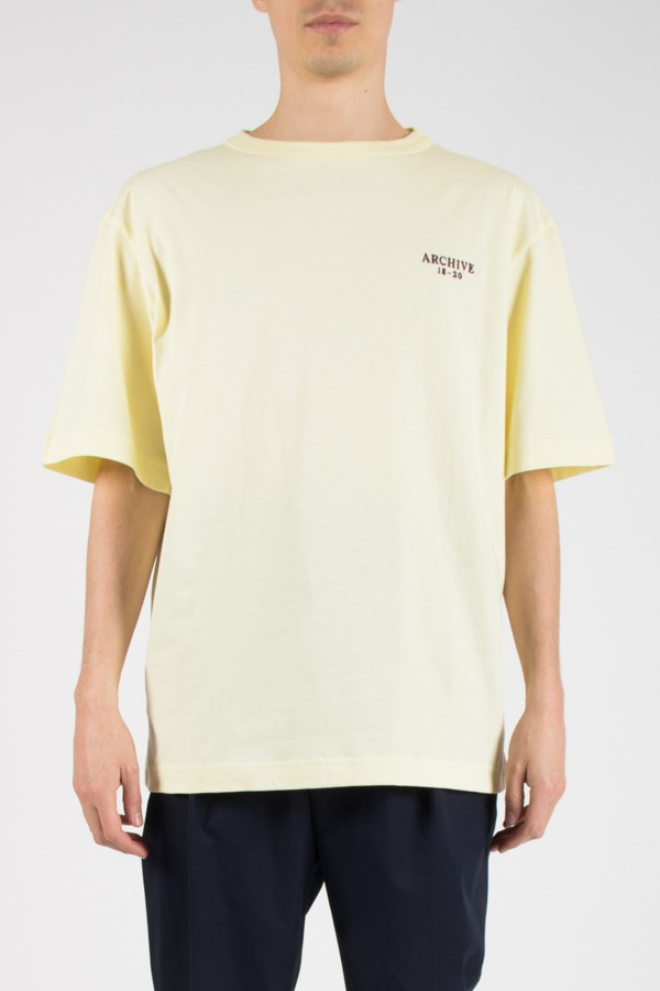 Archive 18-20 - T-Shirt Yellow