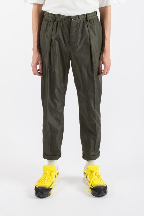 Classic Large Green Pants