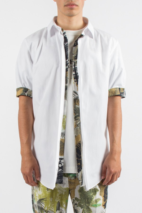 Hawaii Khaki Reversible Shirt